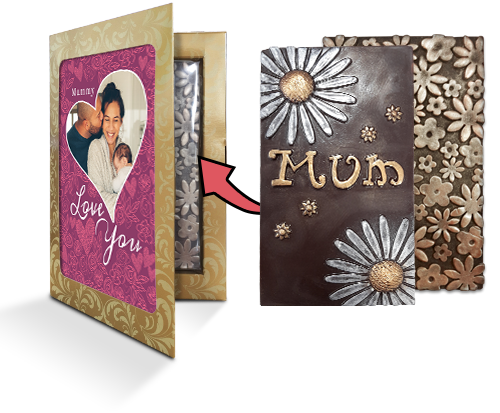Mother's Day Chocolate Cards
