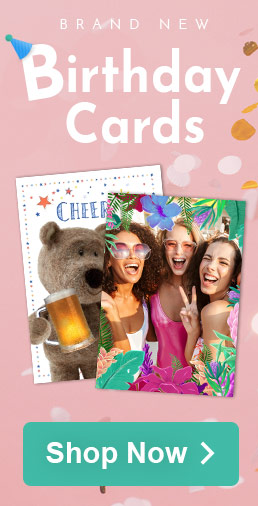 Buy Send Birthday Cards Personalised From 179