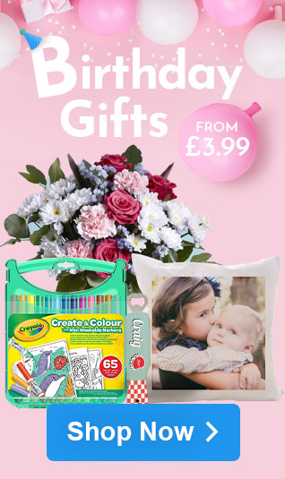 Personalised Gifts from only £4.99