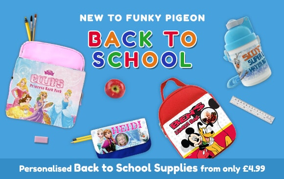 Personalised School Supplies