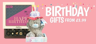 Birthday Gifts - From £4.99