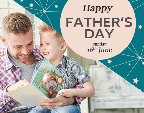 Personalised Father's Day Cards & Gifts - From £1.79