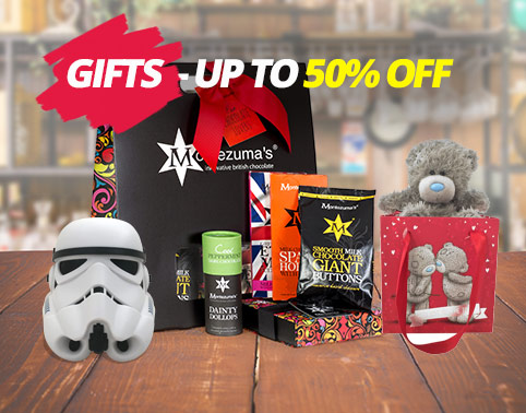 Personalised Gifts - Up to 50% off