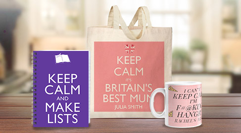 All Keep Calm Gifts