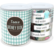 All personalised money boxes