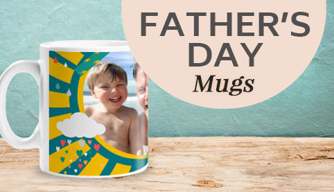 View Father's Day Mugs