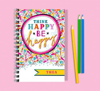 Birthday Notebooks