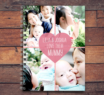 Mother's Day Notebooks