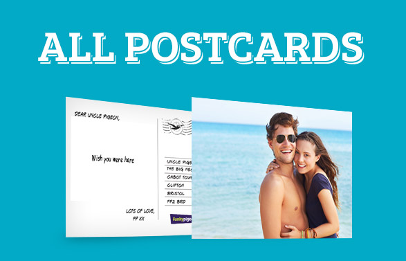 All Postcards - Only 99p