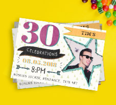 Party Invites - only 99p