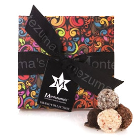 Montezuma's Grand Truffle Collection