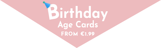 Birthday Age Cards