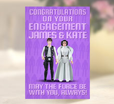 Engagement Congratulations Cards