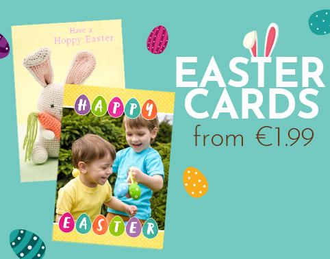 Easter Cards from €1.99