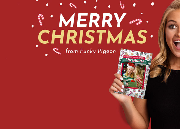 Personalised Christmas Cards and Gifts - From €1.99