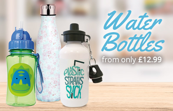 Summer Island Water Bottles