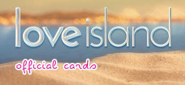 Official Love Island Cards