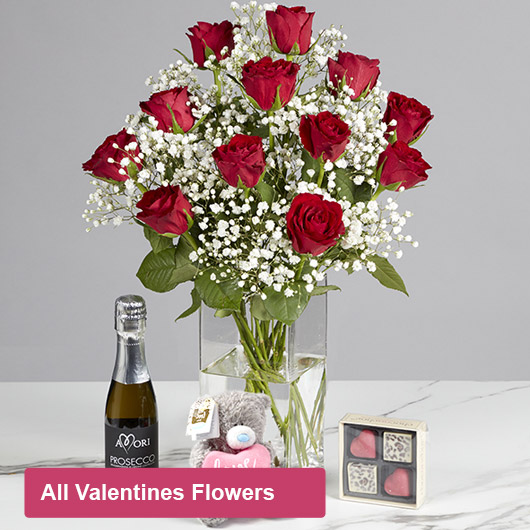 All Valentine's Flowers