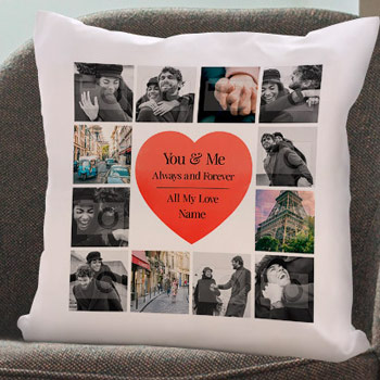 Valentine's Day Cushions