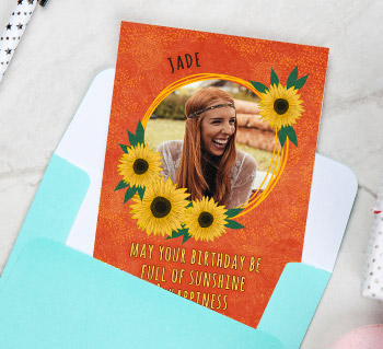 Buy send birthday cards personalised from 179 photo birthday cards bookmarktalkfo