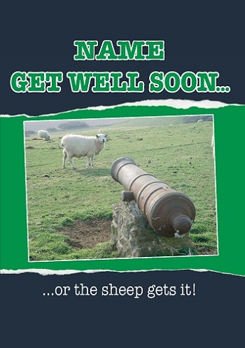 canon get well soon card cover