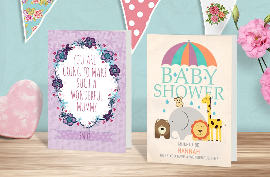 What To Write In A Baby Shower Card Funky Pigeon Blog