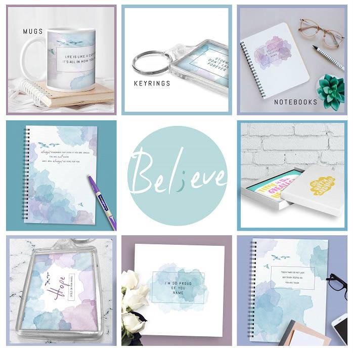 Believe Gift Range