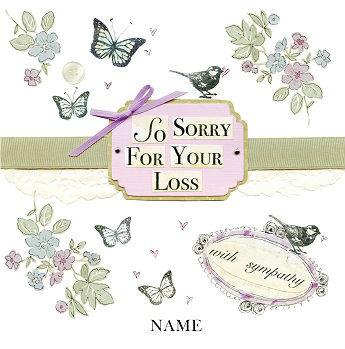 What to Write in a Sympathy Card: Best Messages | Funky