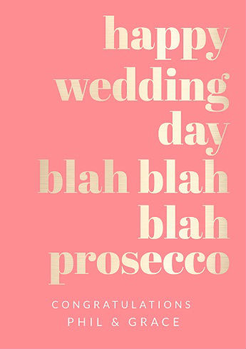 Wedding Card Wishes.Best Wedding Card Messages What To Write Funky Pigeon Blog