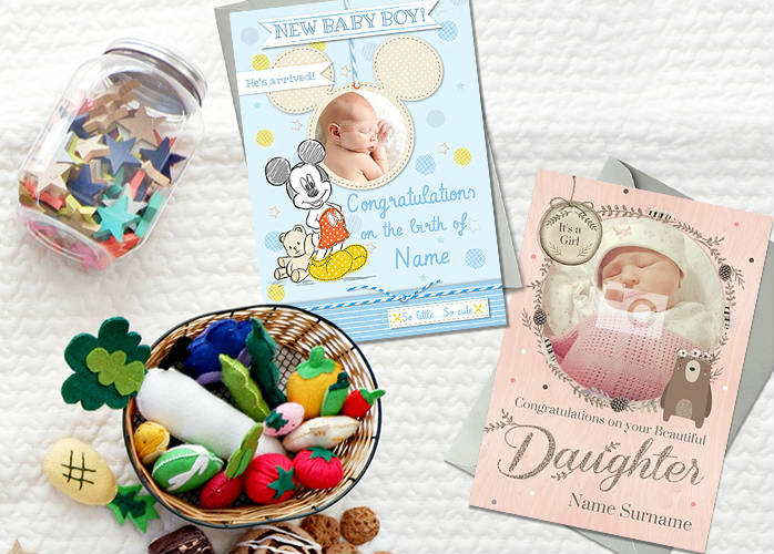 what to write in a new baby card best messages funky pigeon blog