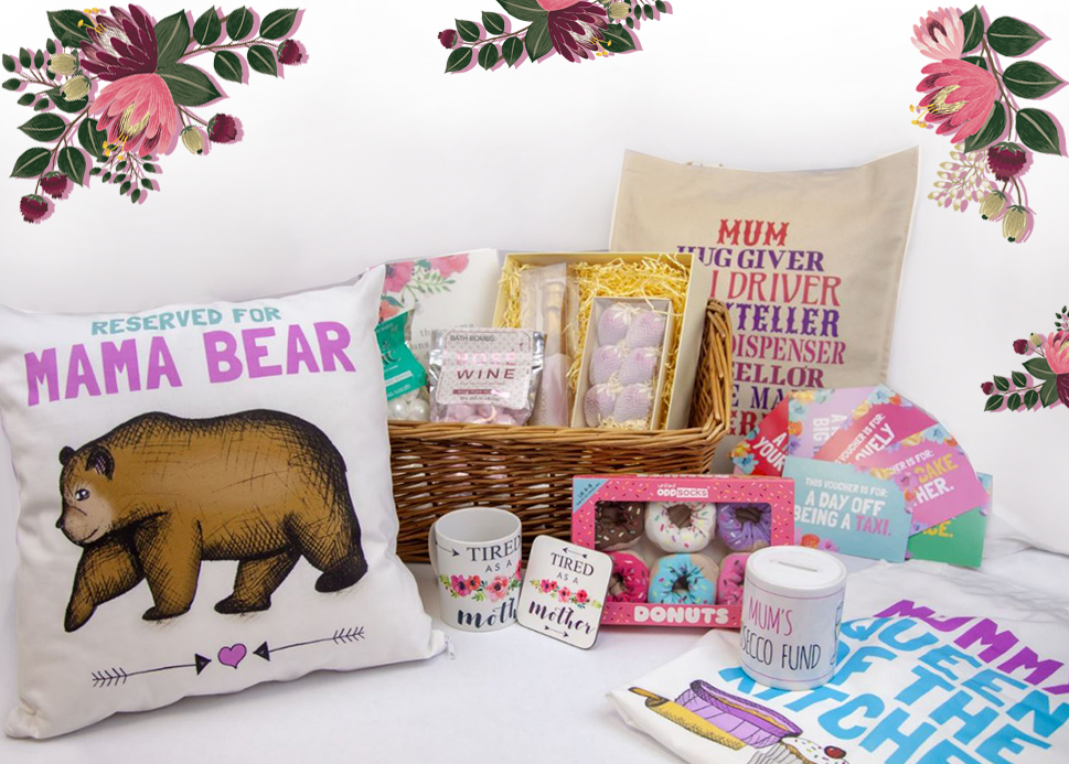 Mother's day hamper to win - Funky Pigeon