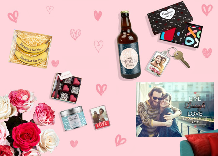 Funky pigeon Valentine's Day Gifts Ideas