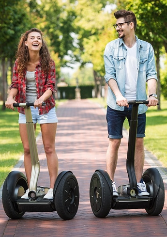 Segway Experience Gift for two