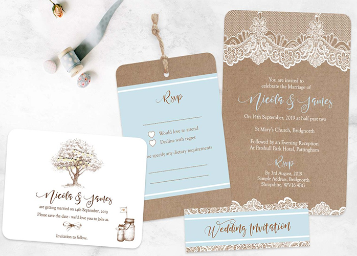 How to word your wedding inviations