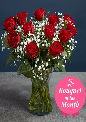 Valentine Day flowers next day delivery