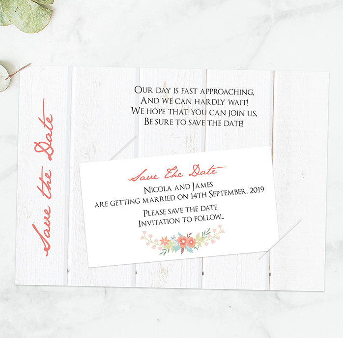 Essential Guide To Save The Date Cards