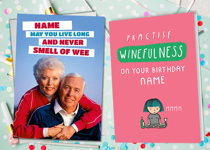 69 Funny Birthday Card Messages, Wishes & Quotes | Funky