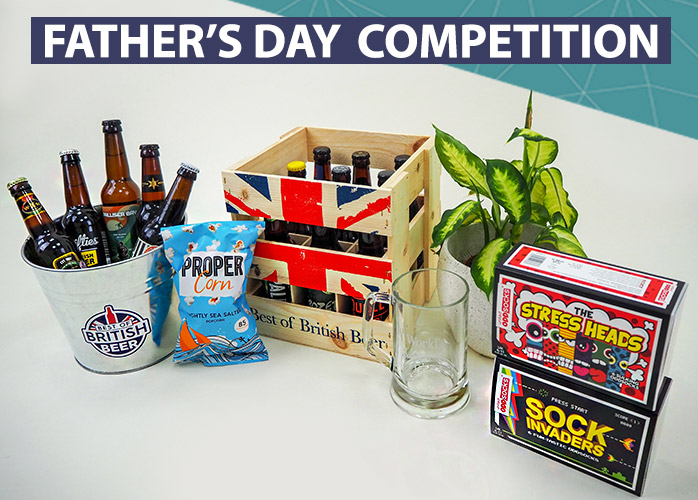 father's day competition on facebook