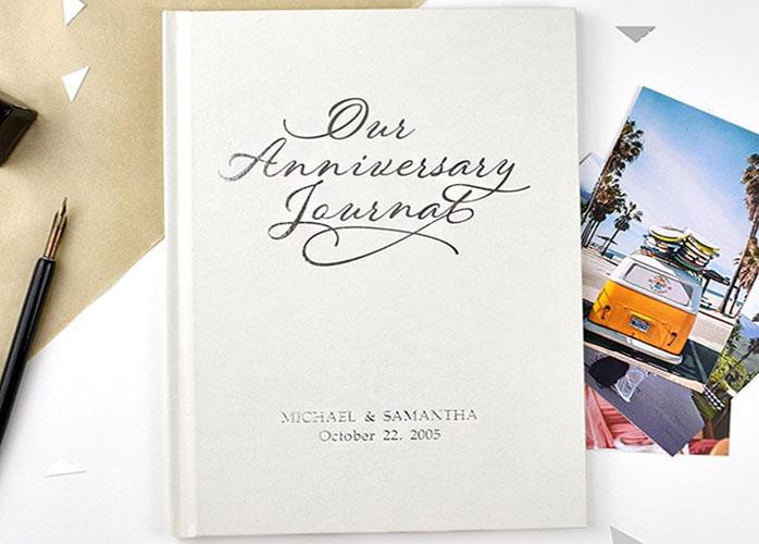 Wedding anniversary - Paper anniversary gift