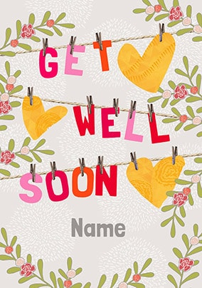 What To Write In A Get Well Card Funky Pigeon Blog