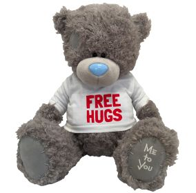 Me to You Non Personalised Bear - Free Hugs