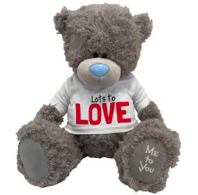 Me to You Non Personalised Bear - Lots to Love