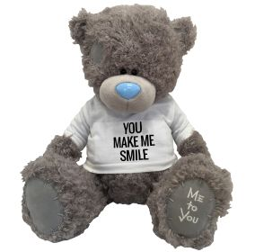 Me to You Non Personalised Bear - You make me Smile