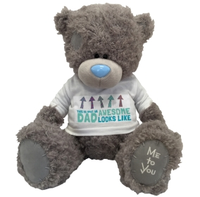 Me to You Non Personalised Bear - Awesome Dad