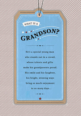 Grandson birthday cards funky pigeon what is a grandson birthday card what is a grandson birthday card bookmarktalkfo Image collections