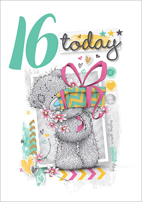 16 Today Me to You Birthday Card