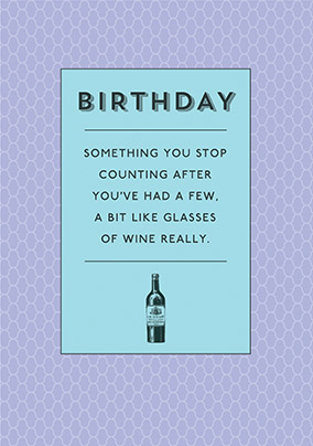 The Meaning of the Birthday Card