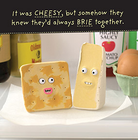 Brie Together Card