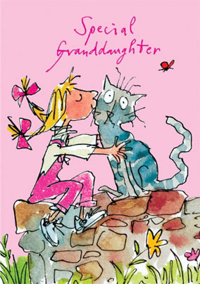 Quentin Blake - Special Granddaughter