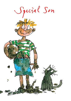 Quentin Blake - Special Son